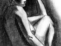 FemaleFigureDrawingLongSketch
